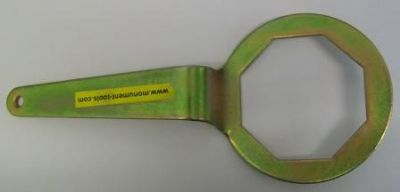 Cranked Cylinder Immersion Heater Spanner